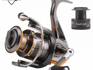 SeaKnight DR Fishing Spinning Reel + Spare Spool