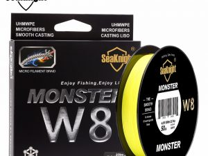 SeaKnight Monster W8 300M