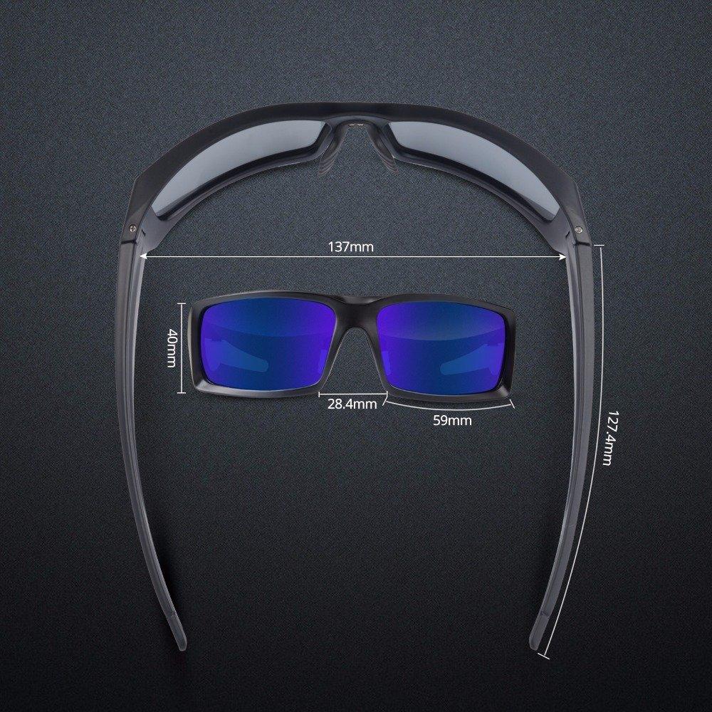 111d29f5d3 KastKing Unisex Sport Polarized Sunglasses - Finish-Tackle