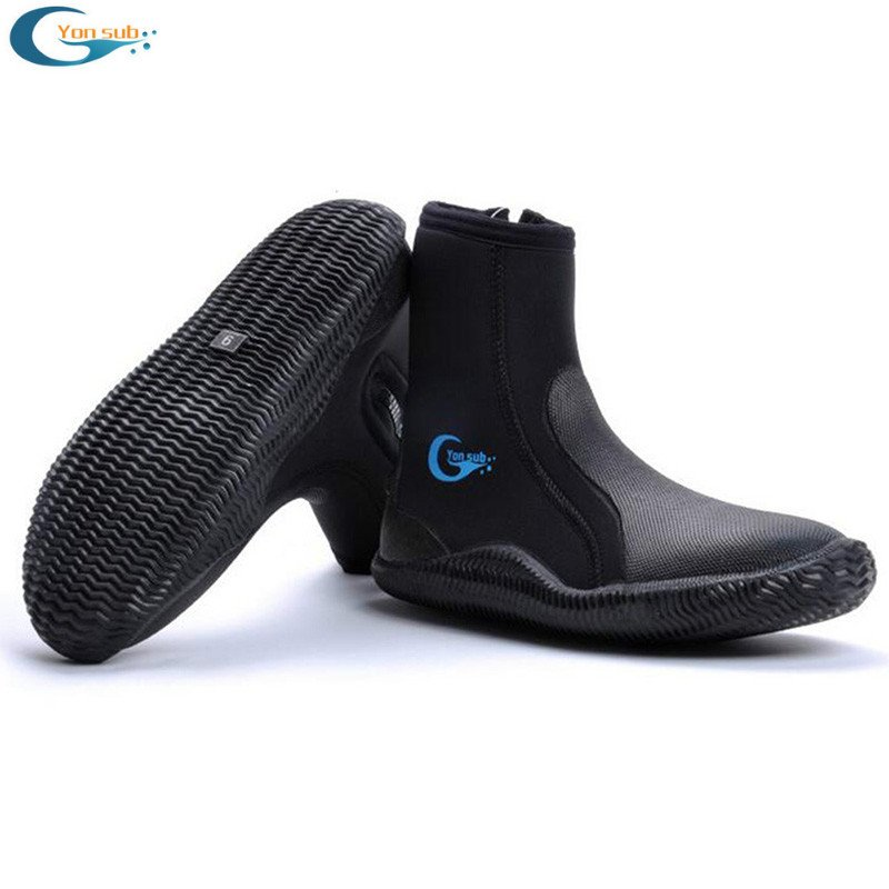 d74484e3e058 Neoprene Scuba Diving Shoes - Finish-Tackle