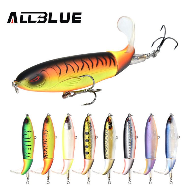 ALLBLUE Whopper Popper Fishing Lure