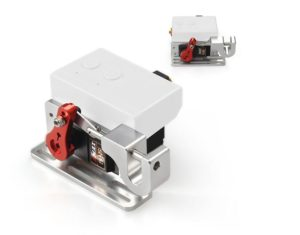 Payload Release Mechanism white