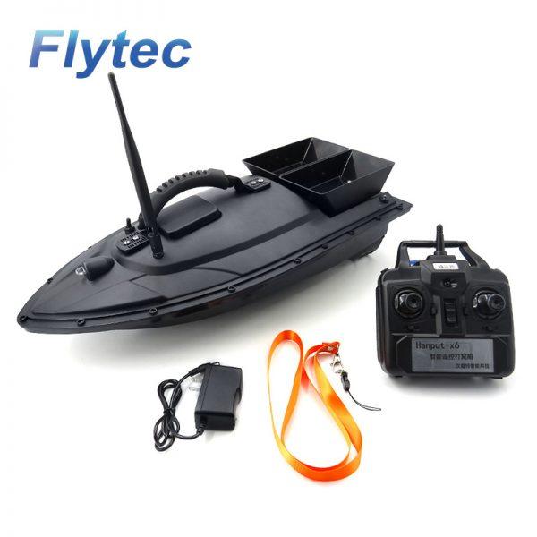 Flytec Fish Finder RC Bait boat