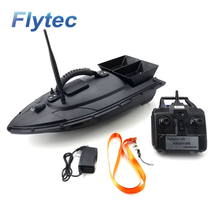 Flytec Fish Finder RC Bait boat