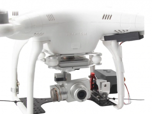 Fishing Payload Release for DJI Phantom 2-3a-3p-3s