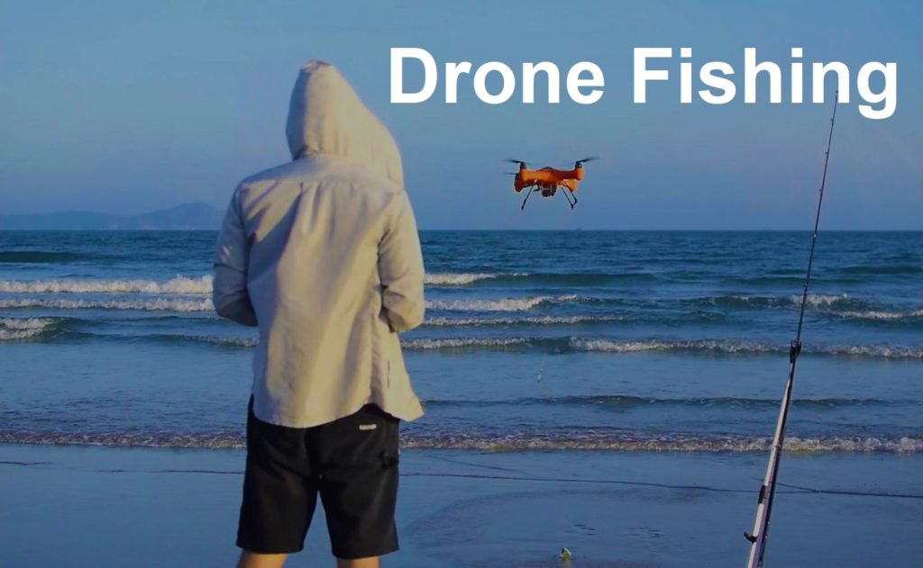 Drone fishing - SwellPro Splash Drone 3 vs DJI Phantom
