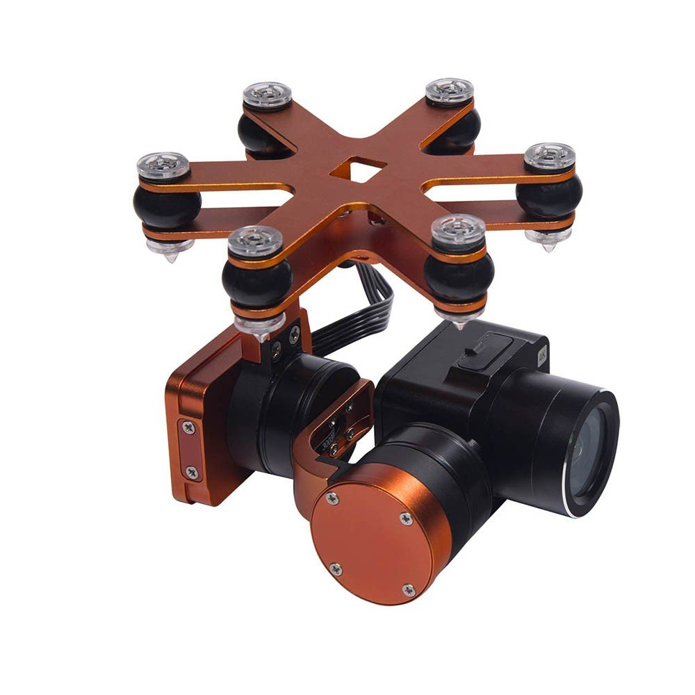 SwellPro Splash Drone 3 Drone 4K Camera 2 axis gimbal