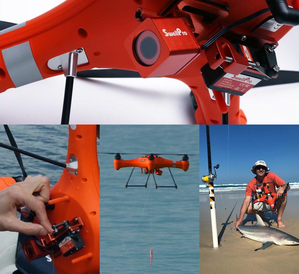SwellPro Payload Release 2 (PL2) - Splash Drone PayloadRelease Mechanism