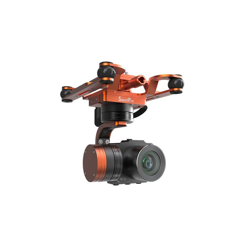SwellPro Splash Drone 3 4K Camera 3axis gimbal