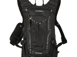 18L Nylon Backpack + Rain Cover