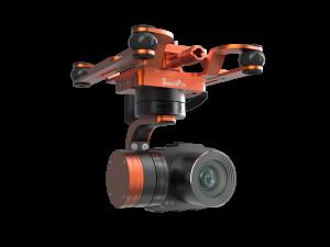 SwellPro 4K Camera 3 Axis Gimbal