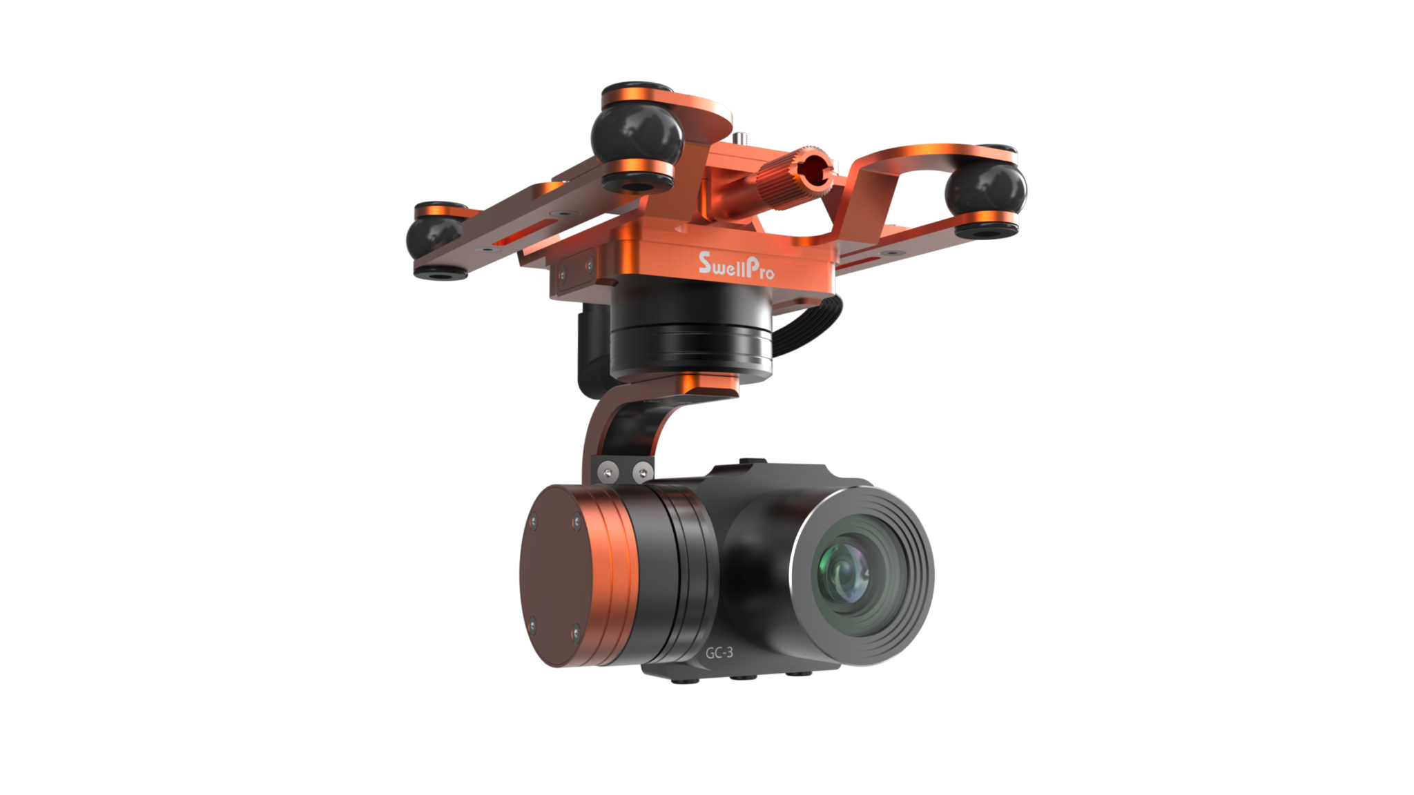 SwellPro 4K Camera 3 Axis Gimbal Review