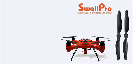 Swellpro free propellers