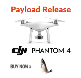 dji payload release