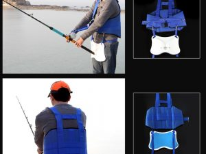 Stand Up Fighting Belt Shoulder Back Harness