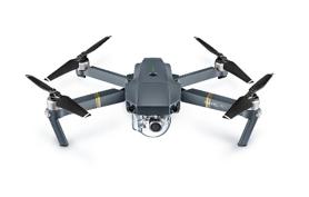 DJI Mavic Pro - Fishing Drone