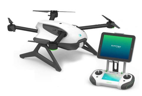 Rippton Mobula fishing drone 2019 - coming soon