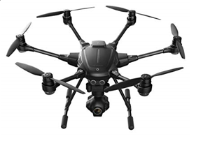 Yuneec Typhoon H - Fishing Drone
