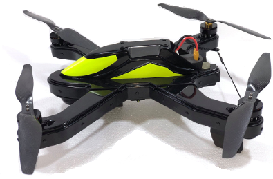 cuta copter fishing drone