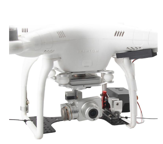 payload release device for dji phantom 3