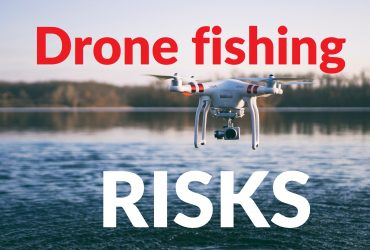 drone fishing risks