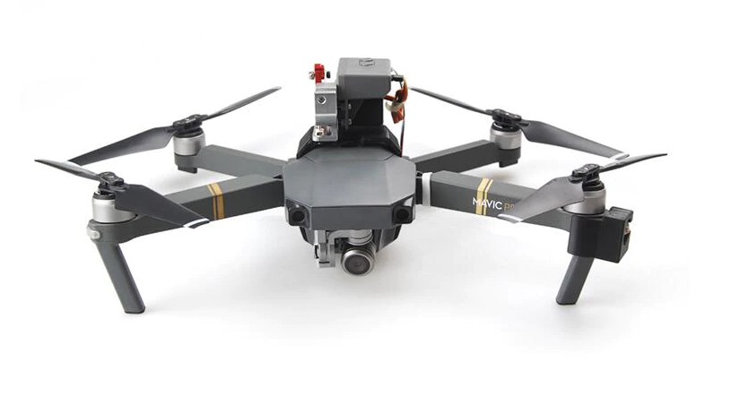 payload release for dji mavic