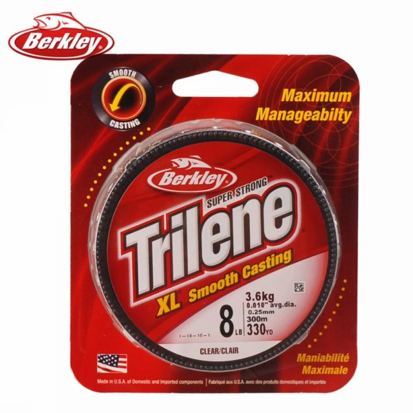 Berkley Trilene Super Strong 330yd Fishing Monofilament Line