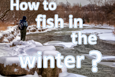 How to fish in the winter - Winter fishing