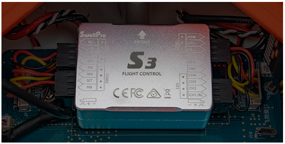 SwellPro SplashDrone 3+ S3 Flight Controller