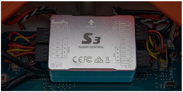 SwellPro SplashDrone 3+ S3 Flight Controller
