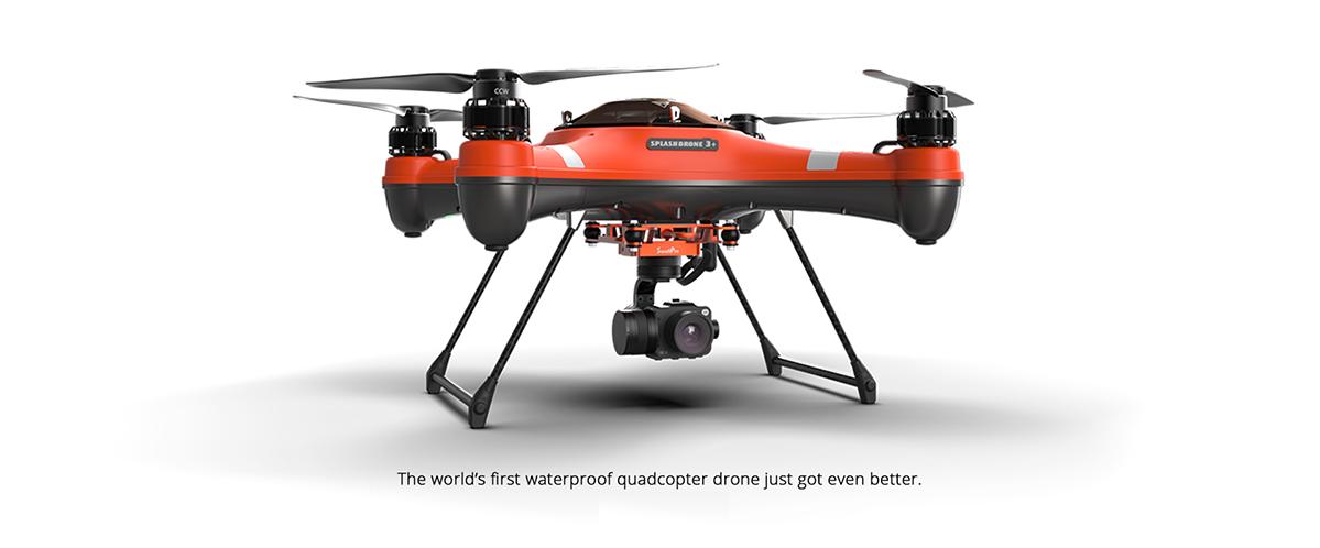 SwellPro SplashDrone 3+ Splash Drone 3+ SD3+