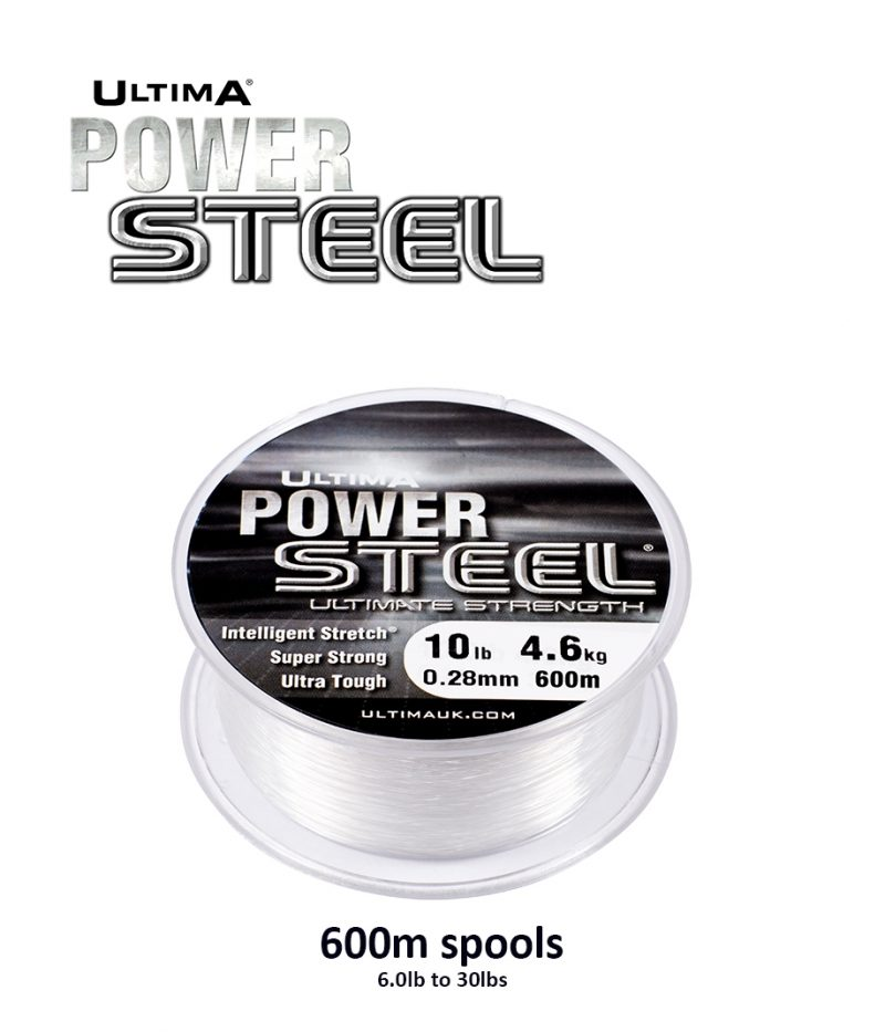 Ultima Power Steel Fishing Line