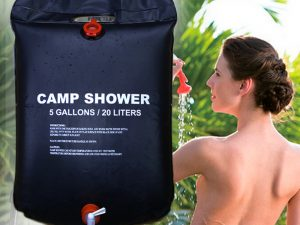 Camping Soft Shower Bag