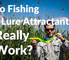 Do fishing lure attractants work - featured