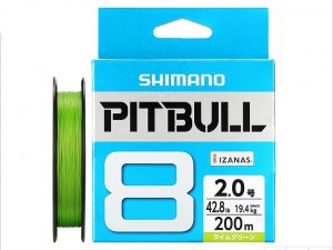 Shimano Pitbull X8 X12 150m- Featured Image