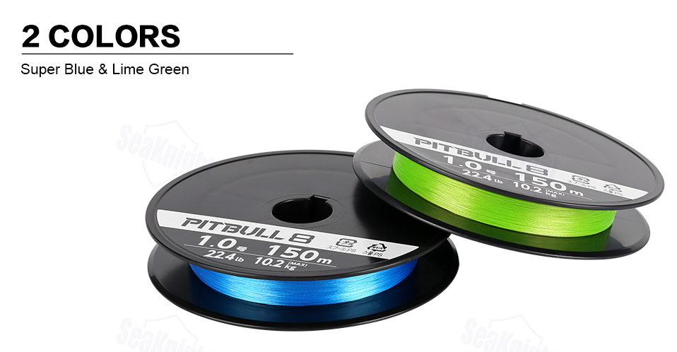 Shimano pitbull x8 2 colors