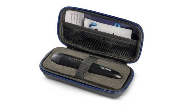 Spydro Fishing Camera Case Opened