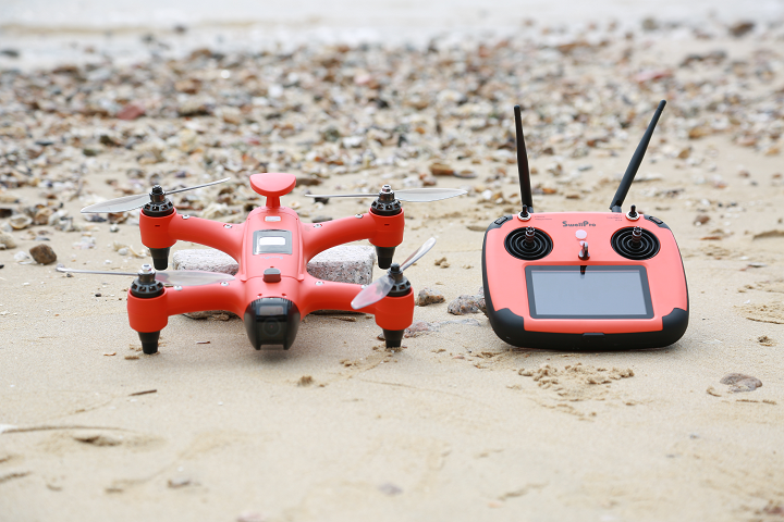 Best Waterproof Drone with Camera - The SPRY Drone