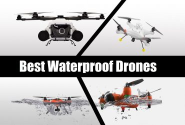 Best waterproof drones with camera featured image