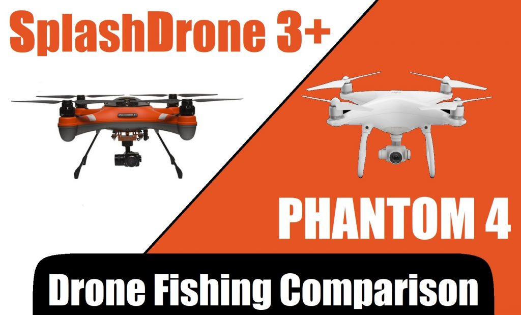 Phantom 4 vs SplashDrone 3+ featured image
