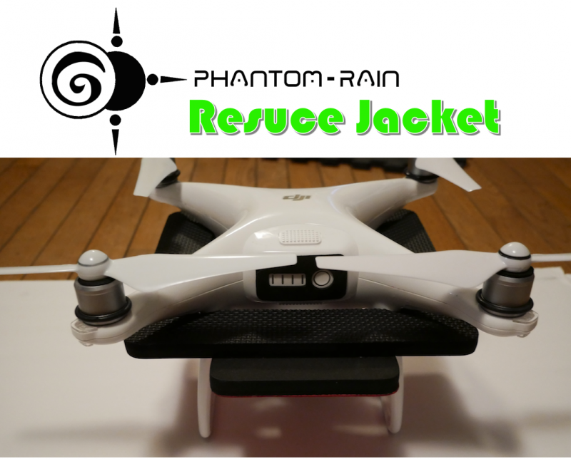 Phantom Rain Rescue Jacket