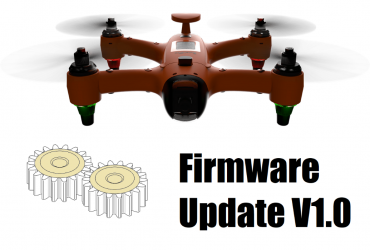 SPRY Drone Firmware Update