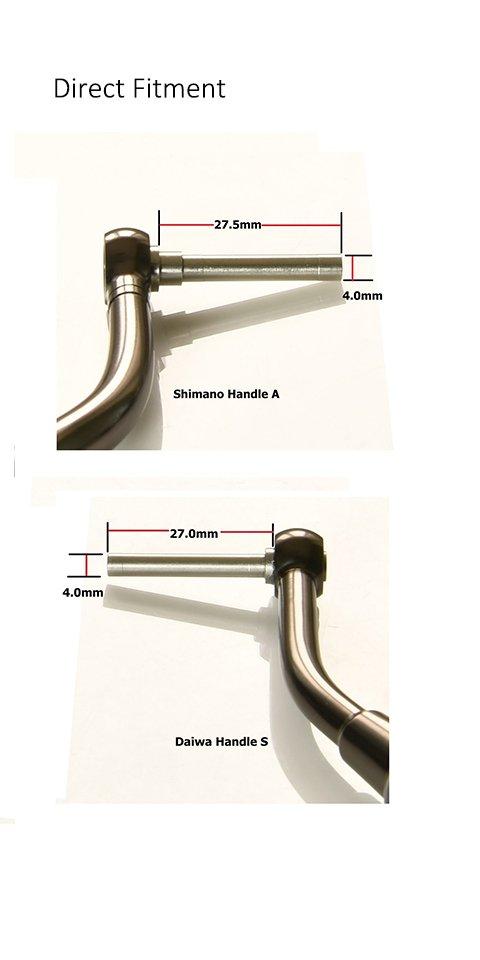 Gomexus Power Knob 30mm - direct fitment