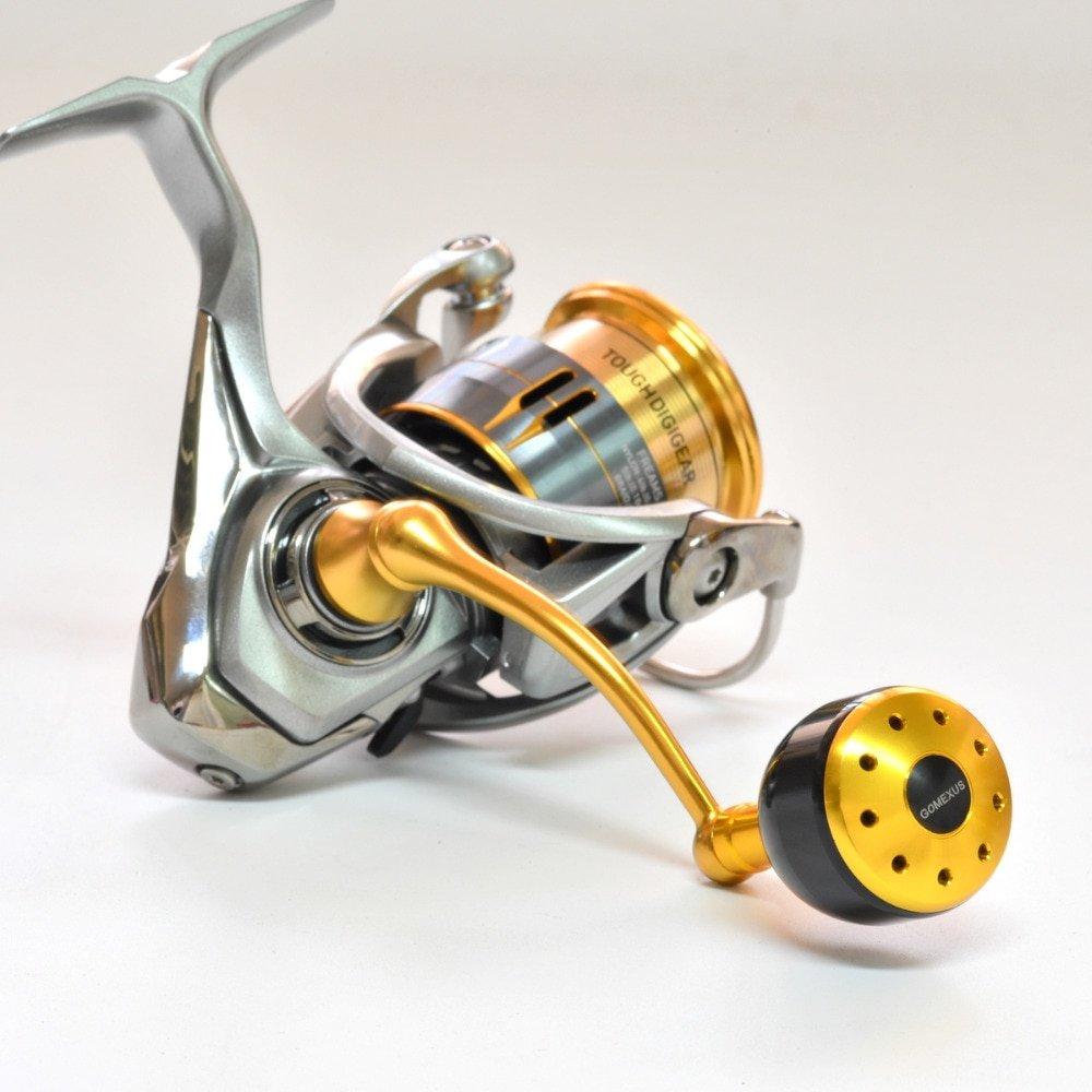 Gomexus Power Knob 30mm - on a fishing reel 2