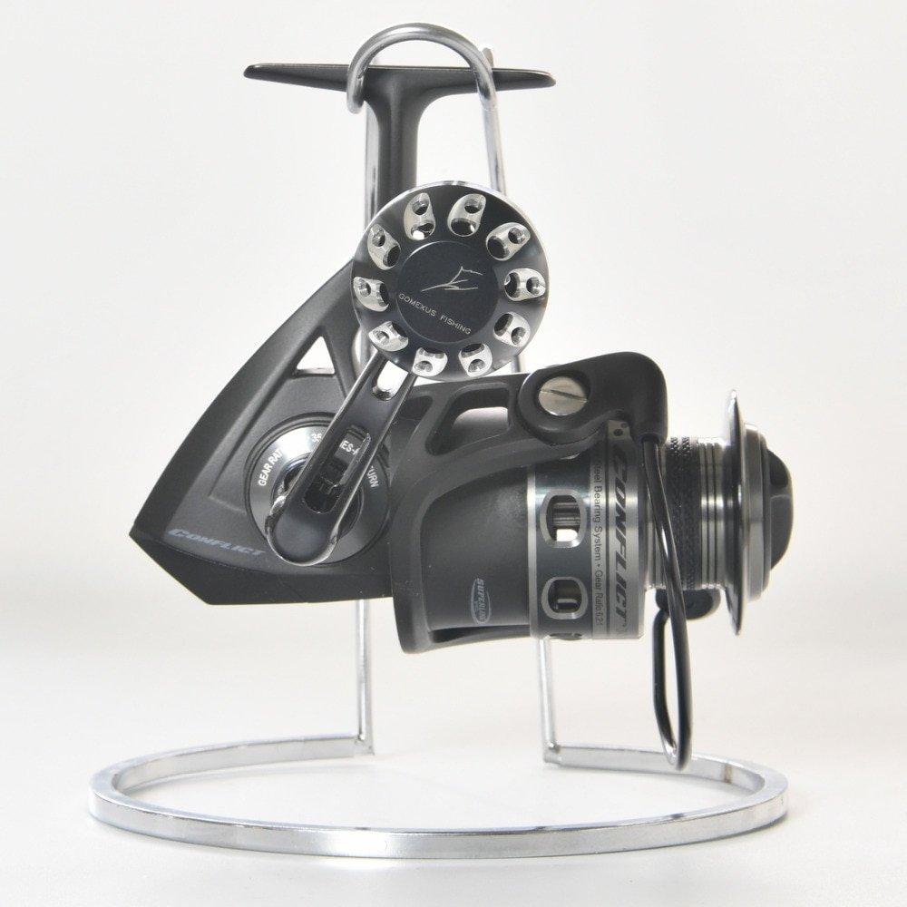 Power Knob For Shimano Stradic FI 3000 4000 5000 Reel Handle 35mm Direct Gomexus