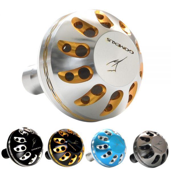Gomexus Power Knob 38mm Power Knob For spinning reel