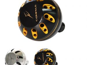 Gomexus Power Knob 41mm for Shimano B Daiwa L