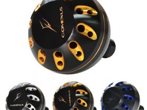 Gomexus Power Knob 45mm for Daiwa L