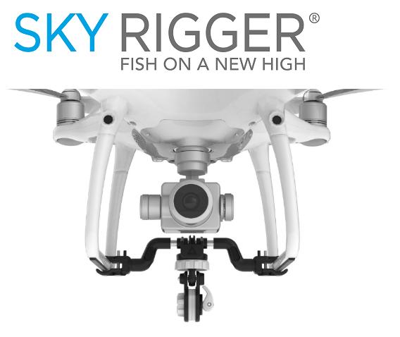 Sea Ulcer Sky Rigger - tangle free