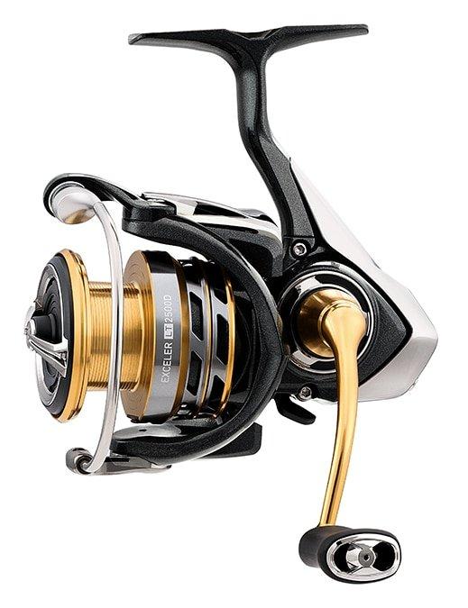 Daiwa Exceler LT Fishing Spinning reel 1000D XH 2000D XH 2500 XH 3000 CXH 4000D